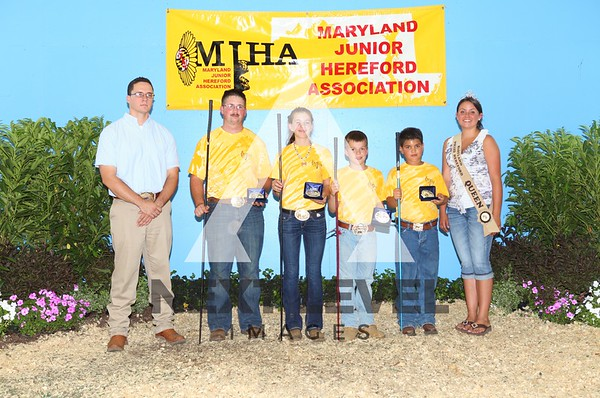 Maryland Jr Hereford 2012 Backdrop