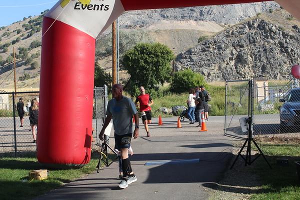 2018 East Canyon Marathon