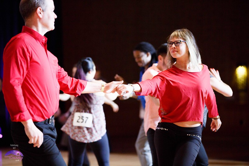 West Coast Swing Dance Class for Newcomers