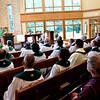 Fr. Steve gives the homily