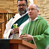 Dn. Juancho and Fr. Steve
