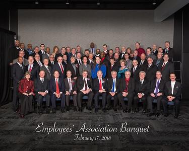 2018 Employees Association Banquet