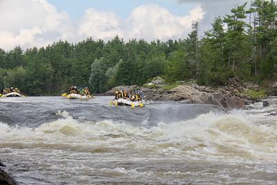 Ottawa River August 26, 2018