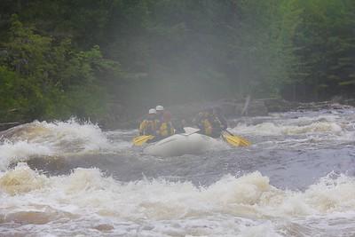 Ottawa River June 23, 2018