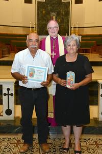 Ramiro & Ana Baez St. Pius Corpus Christi