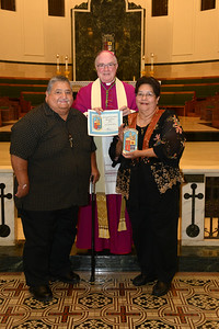 Joe & Gloria Alaniz St. Peter Prince of the Apostle Corpus Christi