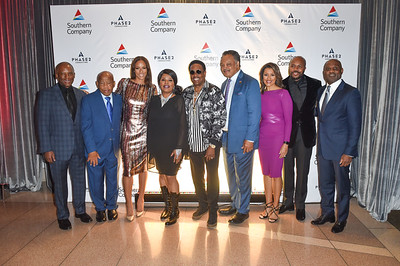 WASHINGTON, DC - SEPTEMBER 14: An Evening of Recognition presented by Southern Company and Phase 2 Consulting  as part of Congressional Black Caucus at the Ronald Reagan Building on Friday,  September 14, 2018, in Washington DC, USA. (Photo by Aaron J. / RedCarpetImages.net)
