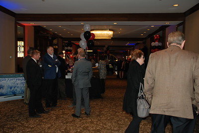 Annual Membership Reception & Monte Carlo