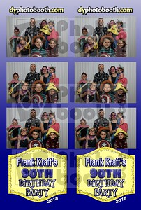 072818 Frank Kraft 90th Bday PS