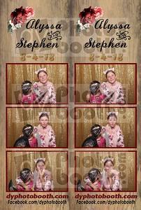 080418 Alyssa and Stephen PS