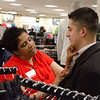 The Career Development Center teamed up with JCpenney's to host the JCpenny Suit-up Event, student and alumni were able to shop with a exclusive 40% off Discount.