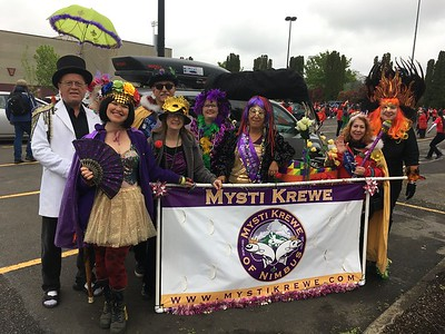 82nd Avenue of Roses Parade