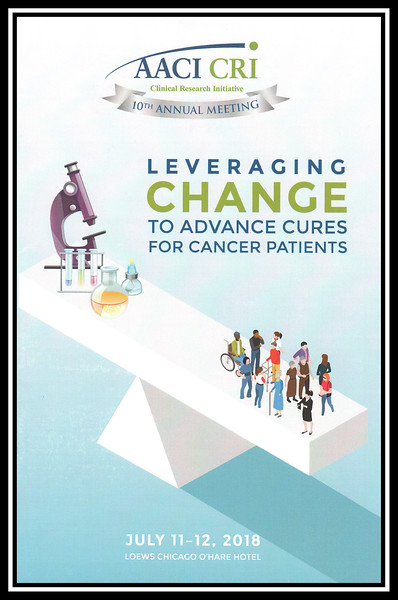 AACI Clinical Research Initiative, 10th Annual Meeting, July 11-12,2018