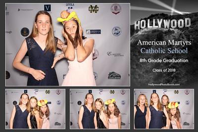 "AMCS 8th Grade Graduation ""A Night Out"""