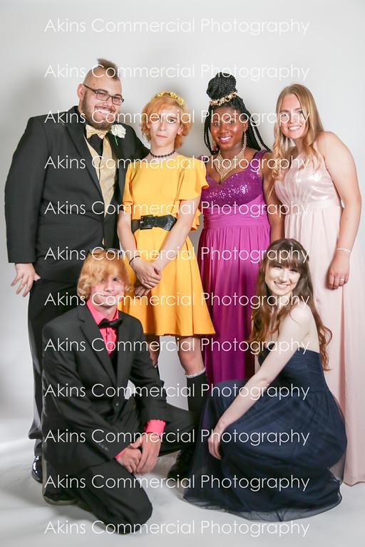 Akins Prom 2018
