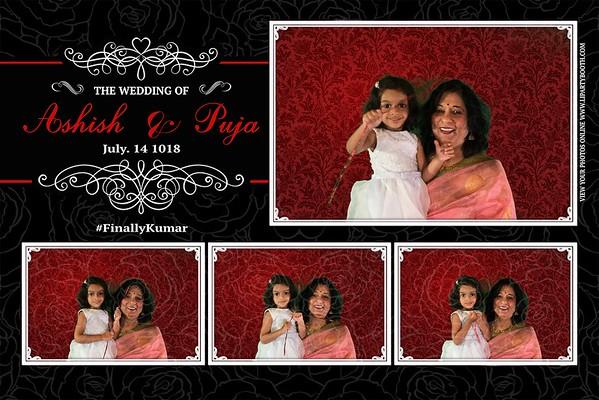 Ashish & Puja