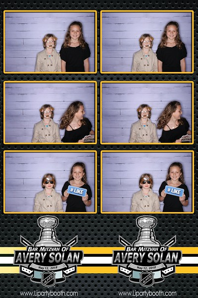 Avery's Bar Mitzvah