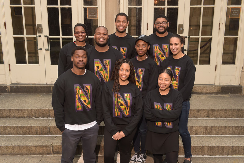 Black Law Student Association (BLSA) student organization, February 28, 2018