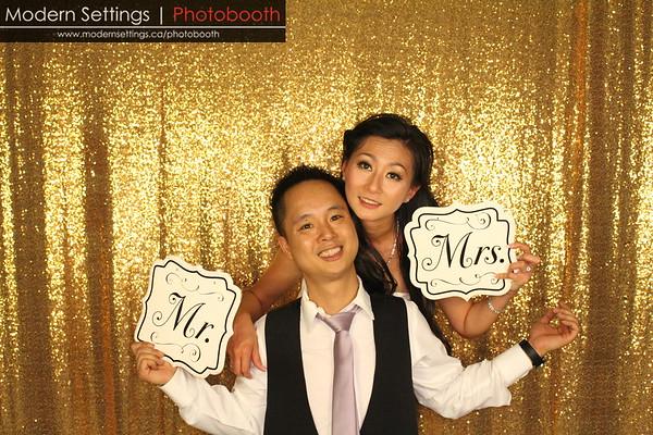 Binh  & Van's Wedding