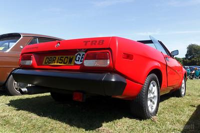 Burnley Classic Vehicle Show 2018