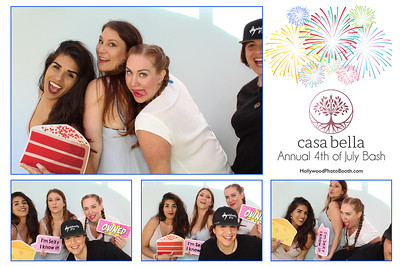 Casa Bella's Annual 4th of July Bash