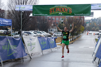 Chattanooga St. Paddy's Day 7K
