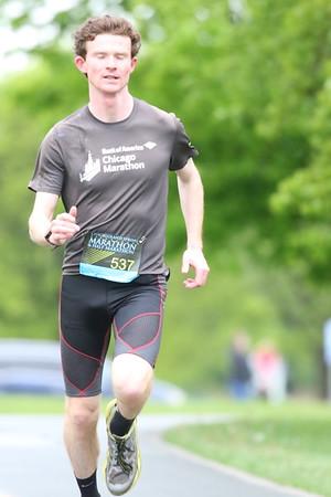 Chicagoland Spring Marathon & Half Marathon - 2018