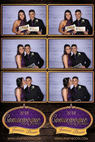 Comsewogue Jr Prom 2018