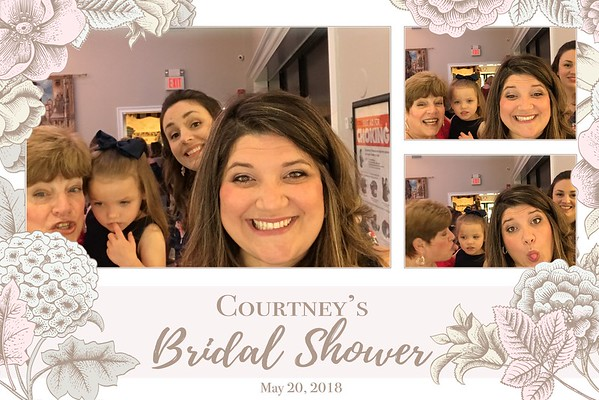 Courtney's Bridal Shower