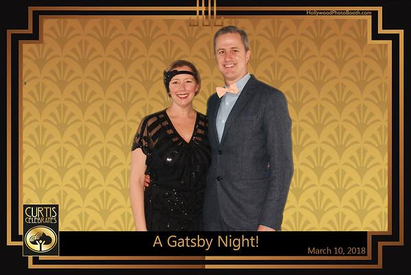 Curtis Celebrates! 2018 - A Gatsby Night