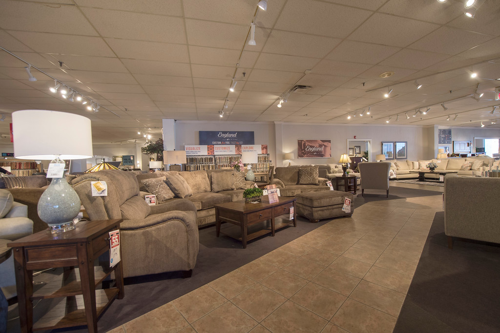 DARVIN Furniture Grand Opening event, March 14, 2018