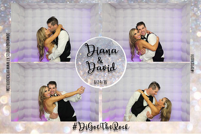 Diana and David's Wedding 2018