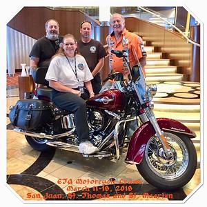 Tracy's ETA Motorcycle Cruise
