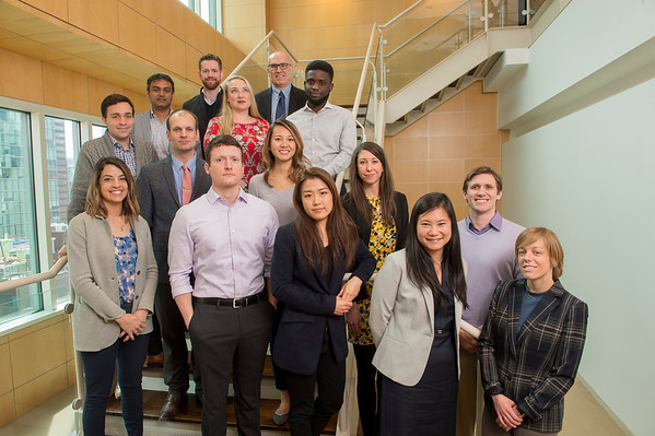 Health Services and Outcomes Research Graduate Program Class of 2018