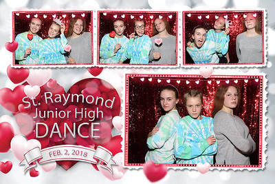 St. Raymond Winter Dance February 2, 2018