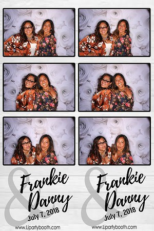 Frankie & Danny's Wedding