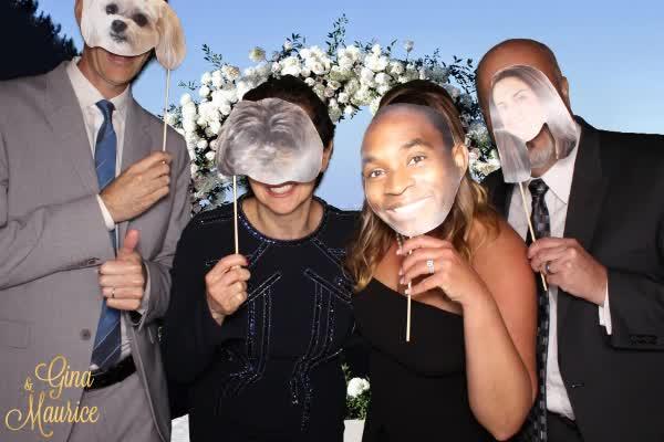 Gina and Maurice Wedding