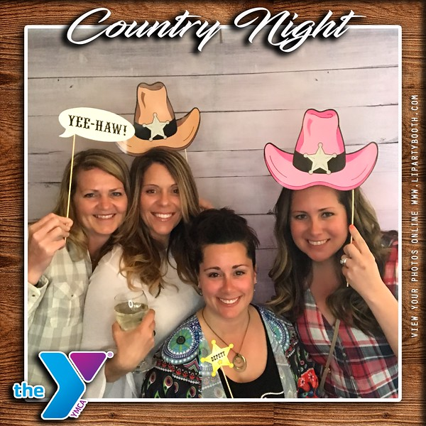Great South Bay YMCA Country Night