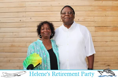 Helene's Retirement Party