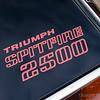 Triumph Spitfire 2500