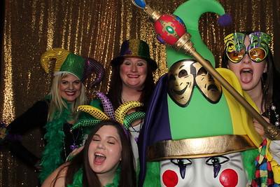 Holiday Inn Mardi Gras Celebration 2018