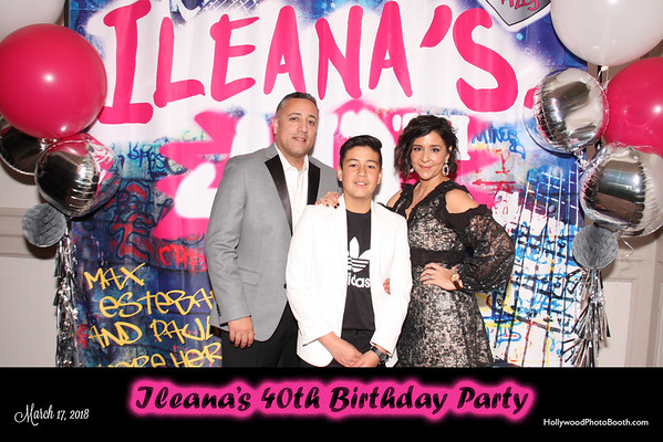 Ileana's 40th Birthday Party - 3/17/2018