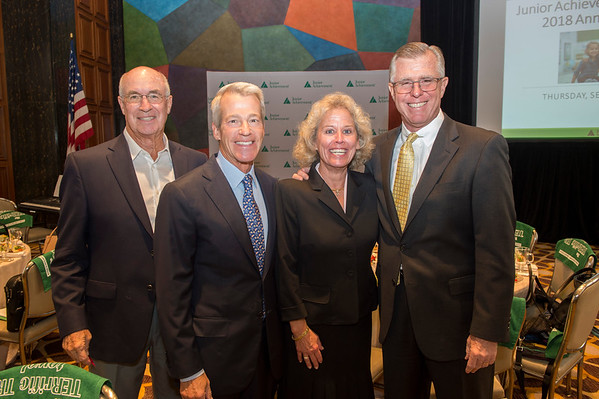 Junior Achievement of Chicago 2018 (78th Annual) Members Meeting, September 13, 2018
