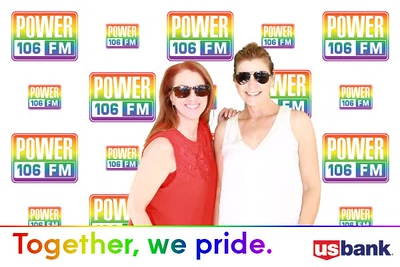 US Bank at LA Pride