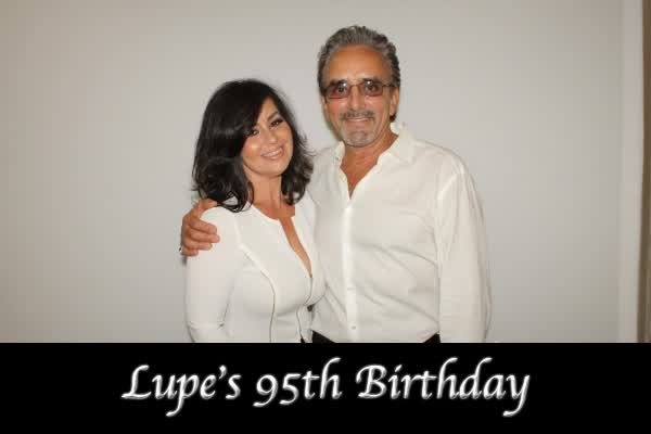 Lupe's 95th Birthday - 10/6/2018
