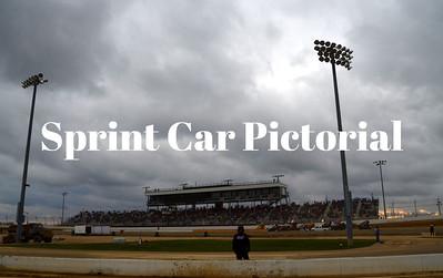 Mansfield 04-27&28-18 Sprint Car World Championship