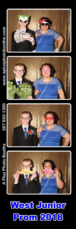 Downingtown West Junior Prom 5-12-18