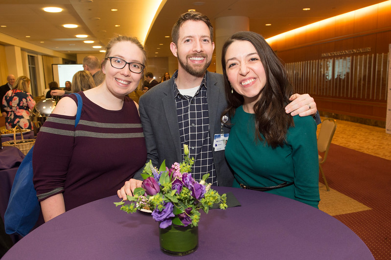 Northwestern Medicine - Robert H. Lurie 2017 Comprehensive Cancer Center Awards, January 30, 2018