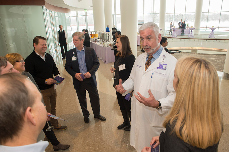 Northwestern Medicine Lake Forest Hospital Open House, February 11, 2018