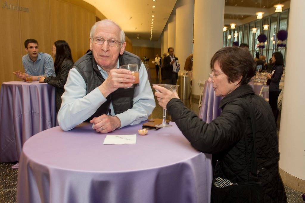 Northwestern University Feinberg School of Medicine Alumni Weekend 2018, Friday, April 27, 2018
